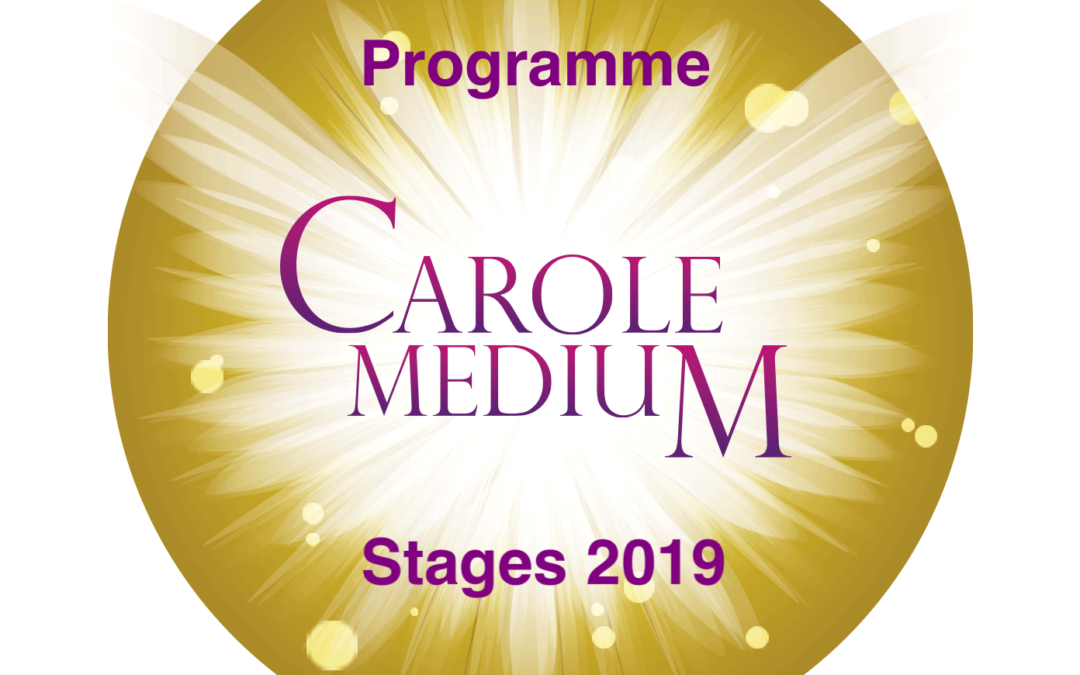 Programme Stages 2019