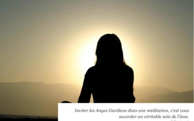 Méditer avec les Anges : les clés pour vous ouvrir à la plénitude intérieure.